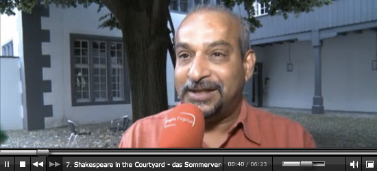 A little preview - Telebasel Coverage A Midsummer Night's Dream 2011